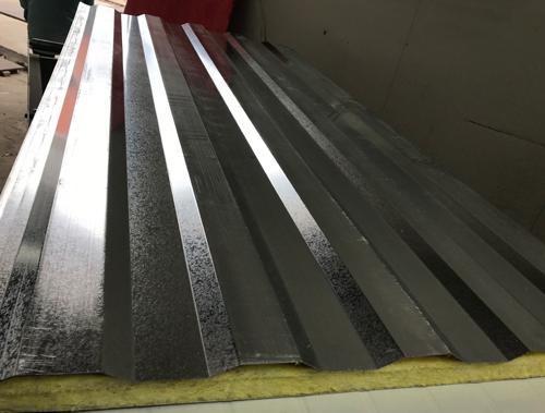岩棉板彩钢板