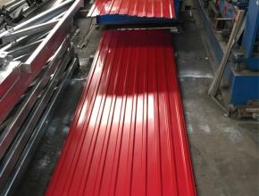 南京彩钢瓦生产厂家