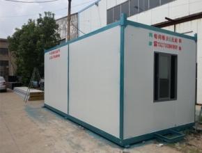 南京集装箱活动房